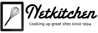 Netkitchen – Cooking up sites since 1994